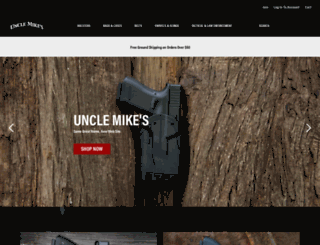 unclemikes.com screenshot
