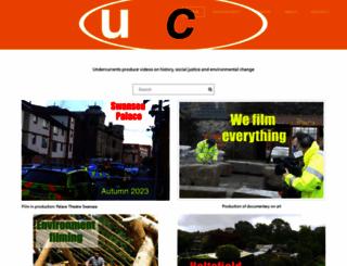 undercurrents.org screenshot