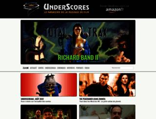 underscores.fr screenshot