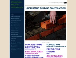 understandconstruction.com screenshot