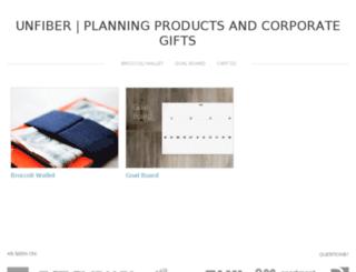 unfiber.com screenshot