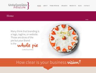 unforgettablebrands.com screenshot