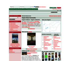 ungarn-treff.de screenshot