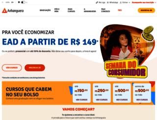 uniban.br screenshot
