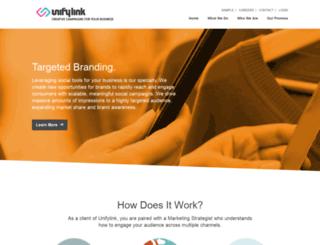 unifylink.com screenshot
