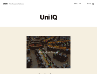 uniiq.com screenshot