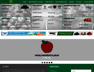 unikom.cz screenshot
