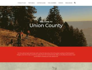 unioncountychamber.org screenshot