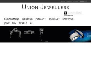 unionjewellers.com screenshot