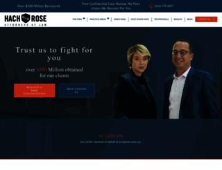 unionlawfirm.com screenshot