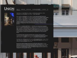 unionyangon.com screenshot
