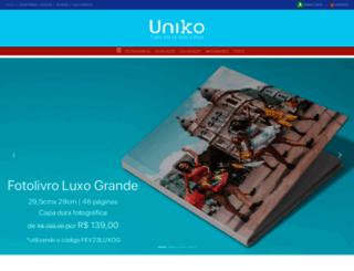 uniprod.com.br screenshot