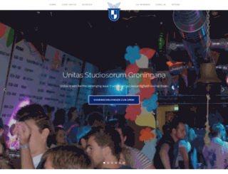unitassg.nl screenshot