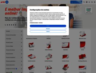 unitedprint.com.pt screenshot