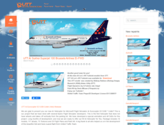 unitedtrafficteam.com screenshot