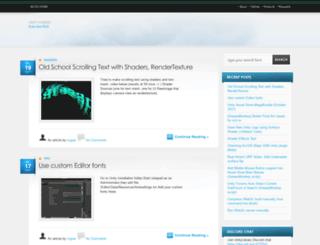 unitycoder.com screenshot