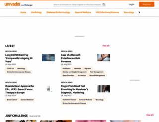 univadis.com screenshot