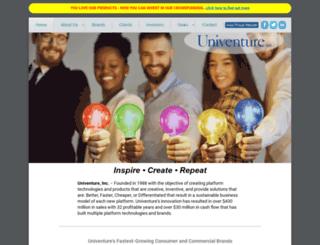univenture.com screenshot
