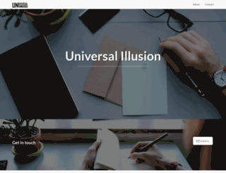 universal-illusion.com screenshot