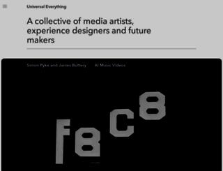 universaleverything.com screenshot