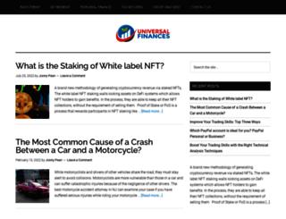 universalfinances.com screenshot