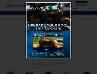 universalrocks.com screenshot
