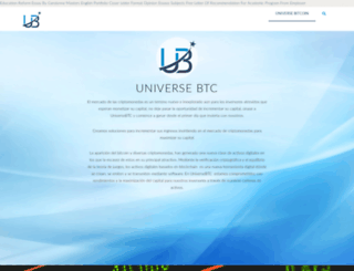 universebtc.com screenshot