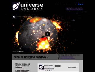 universesandbox.com screenshot