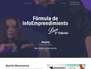 universidaddelcambio.com screenshot