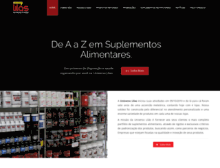 universolilas.com.br screenshot