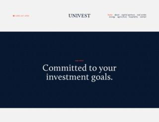 univest.com screenshot