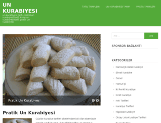 unkurabiyesi.net screenshot