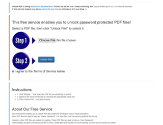 unlock-pdf.com screenshot