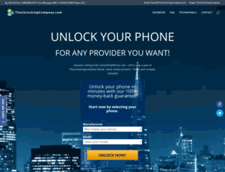 unlockthatphone.com screenshot