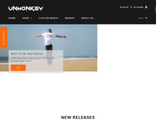 unmonkey.com screenshot