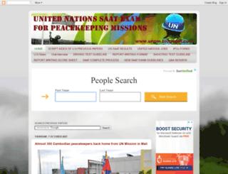 unpm.blogspot.co.uk screenshot