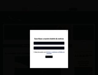 unpuntoenelinfinito.com screenshot