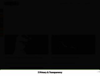 unrealfacts.com screenshot