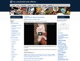 unsolicited.elementfx.com screenshot