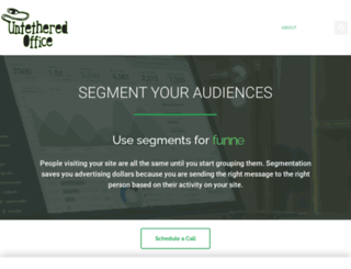 untetheredoffice.com screenshot