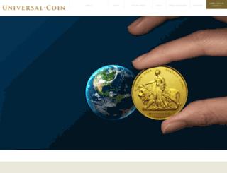 unvcoin.com screenshot