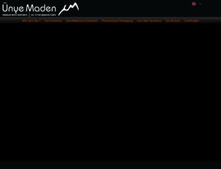 unyemaden.com screenshot