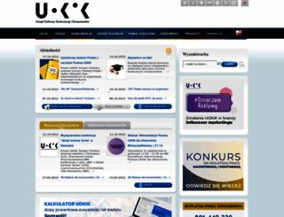 uokik.gov.pl screenshot
