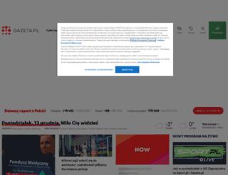 uom-redakcja.gazeta.pl screenshot