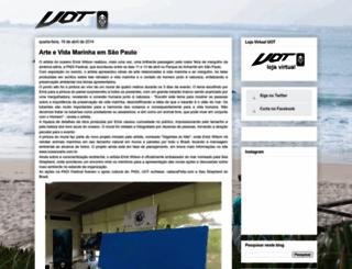 uotblog.blogspot.com.br screenshot