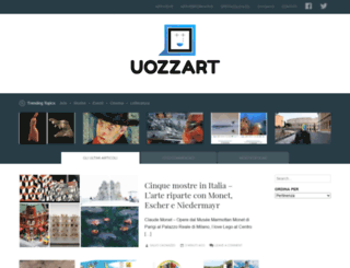 uozzart.wordpress.com screenshot