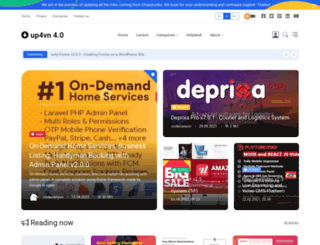 up4vn.com screenshot