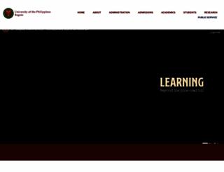 upb.edu.ph screenshot
