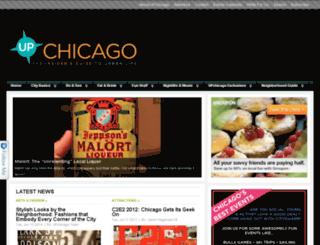 upchicago.com screenshot