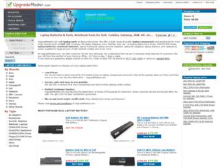 upgrademaster.com screenshot